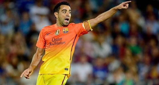 Xavi: Madrid Jauh dari Barca