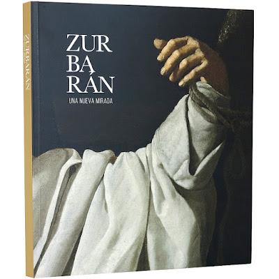 Zurabarán: Una nueva mirada. Disponible en Libreria Cilsa de Alicante.