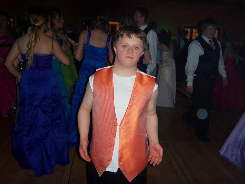 Alec Prom Pic