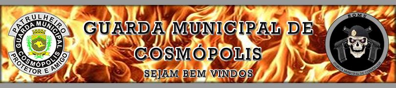 Guarda Municipal de Cosmópolis