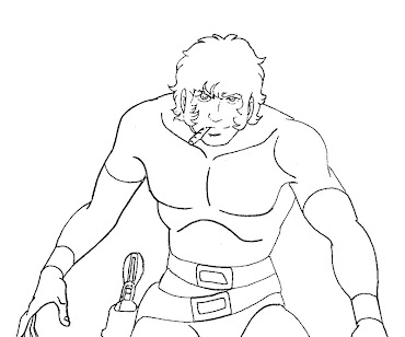 #9 Cobra Coloring Page