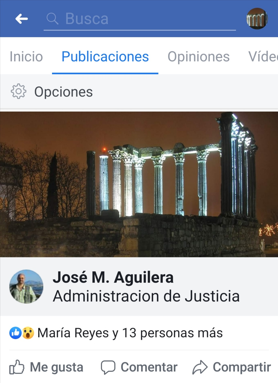 Sigue este blog en Facebook