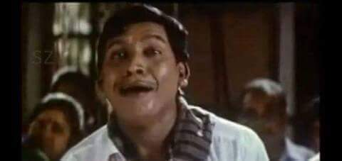 vadivelu face reaction - Facebook Photo Comments Vadivelu Angry Face