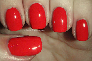 Opi I Eat Mainely Lobster Vs Cajun Shrimp