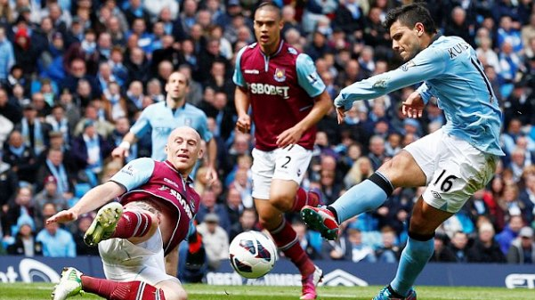Full match: Manchester City vs West Ham United Premier League