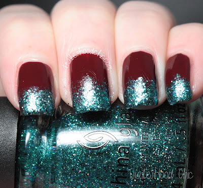 china glaze cheers holiday review swatches wine down for what i soiree i didnt do it