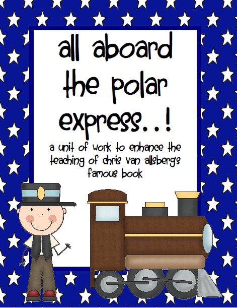 http://www.teacherspayteachers.com/Product/The-Polar-Express-Activities-to-Accompany-the-Book-and-Film-442553
