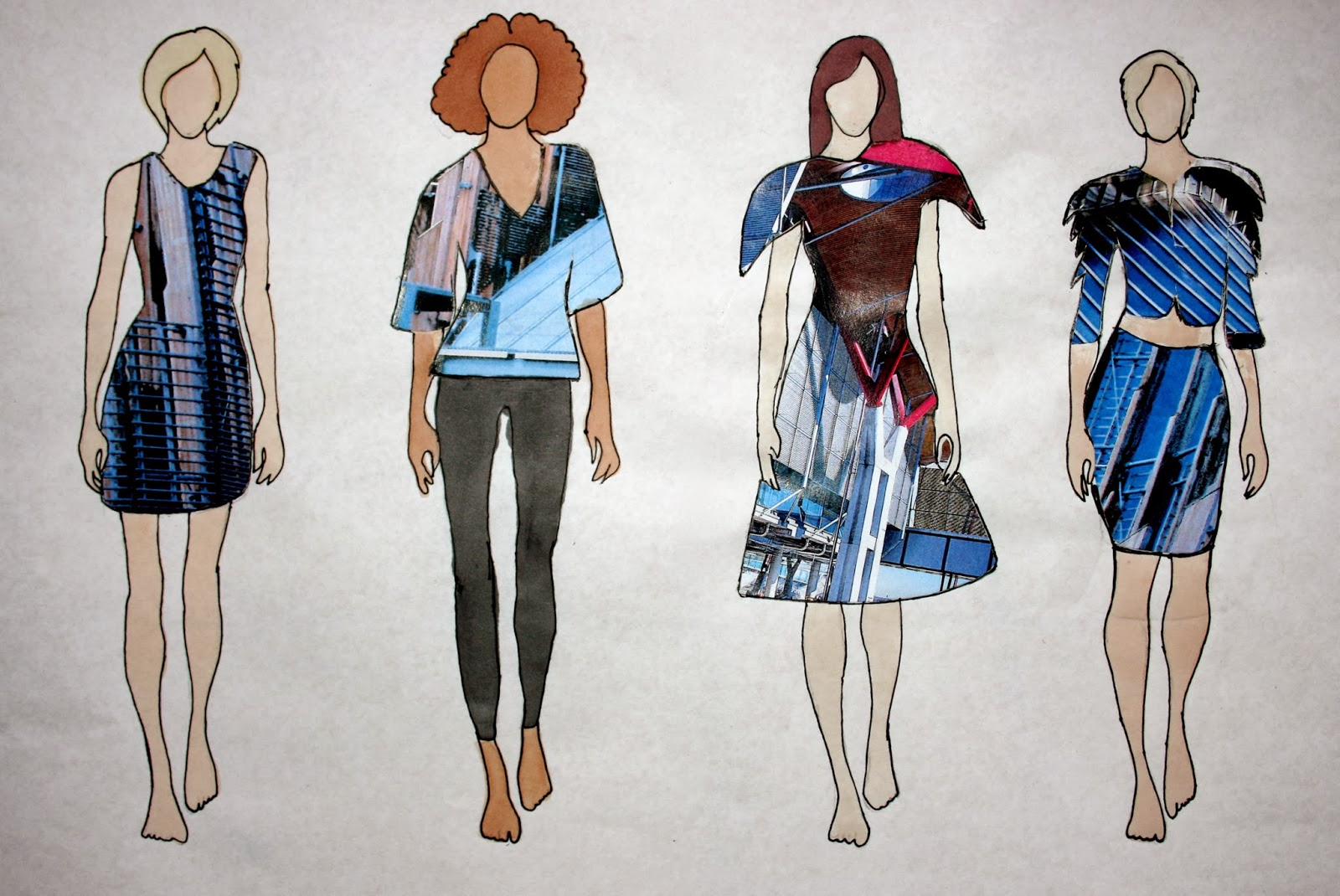 10 Tips To A Great Fashion Portfolio Searching For Style 28