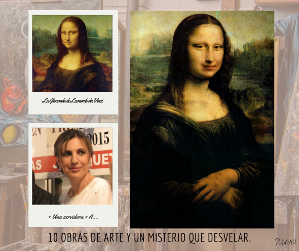 10 obras de arte y un misterio que desvelar monalisa gioconda