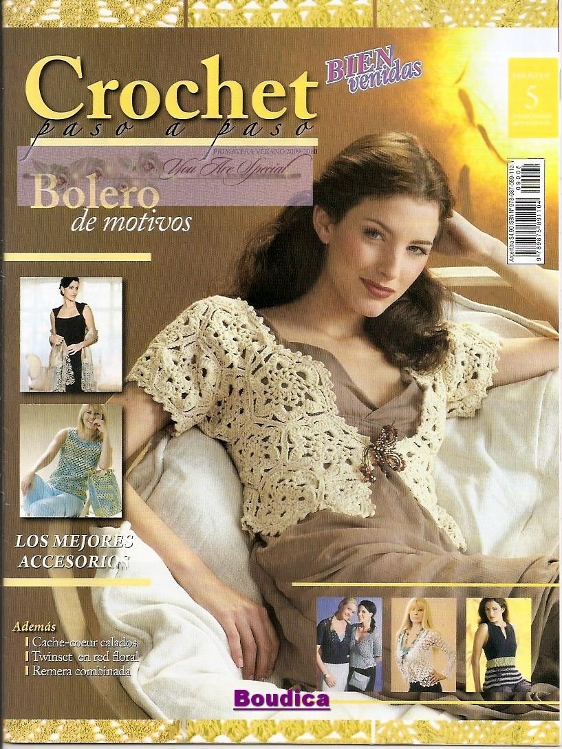 Crochet Paso a Paso nº5 2009