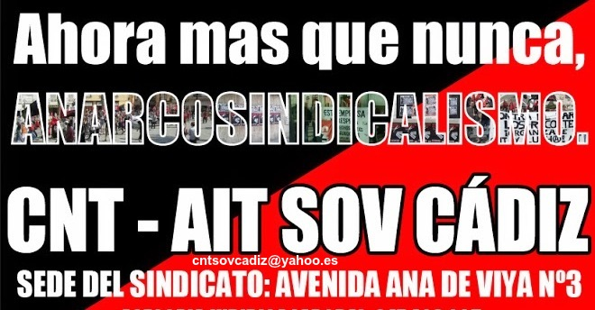 CNT-AIT SOV CÁDIZ