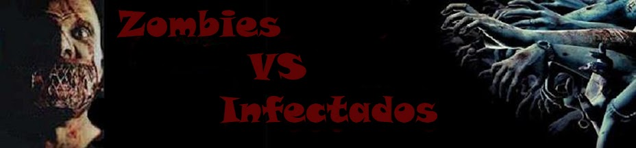 Zombies Vs Infectados
