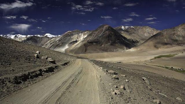Los 25 lugares más inhóspitos de la Tierra.