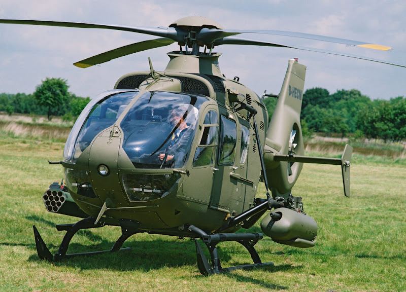 EC 635 Light Utility Helicopter