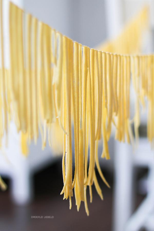Pasta selbermachen
