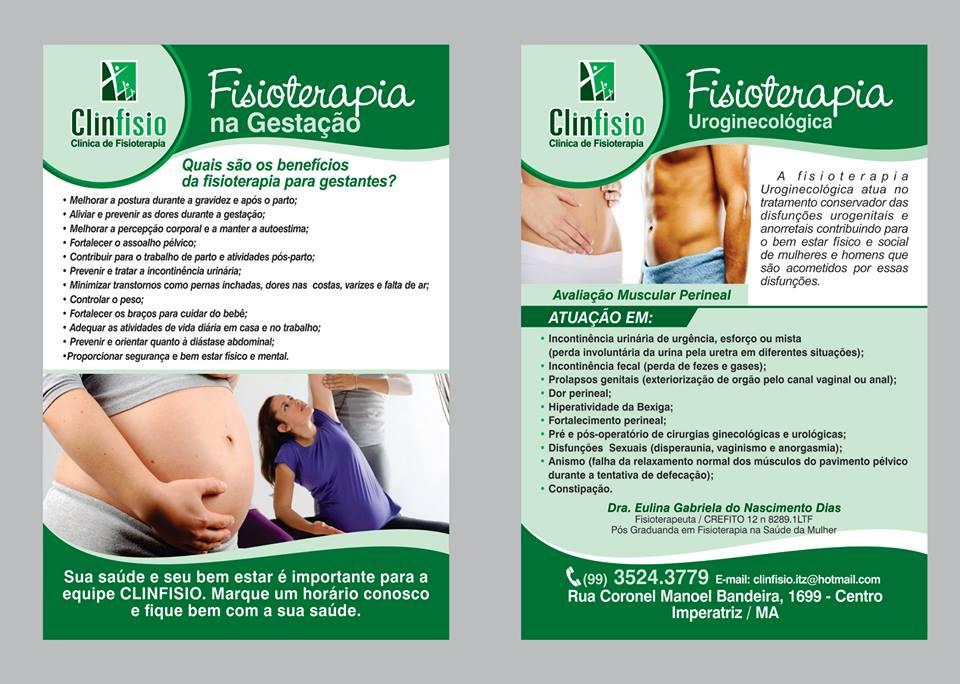 CLINFISIO - Clínica de Fisioterapia