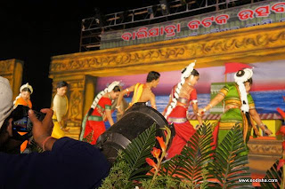 Odissi Dance Festival at Baliyatra Cuttack