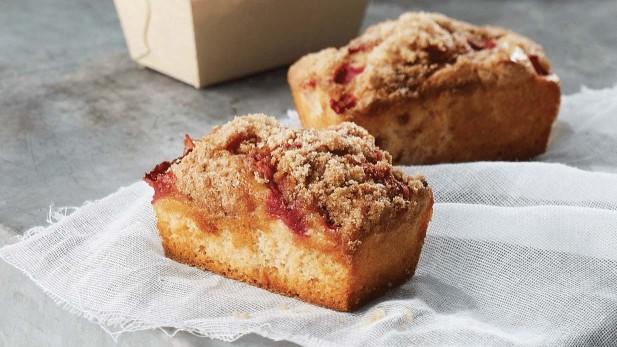 Panera Bread Cinnamon Coffee Cake