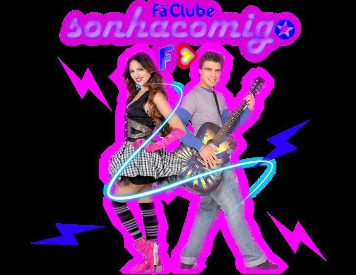 fã clube SONHA COMIGO FD