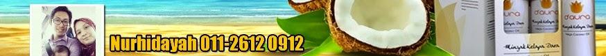 Minyak Kelapa Dara | Virgin Coconut Oil (VCO) - Bangi Kajang