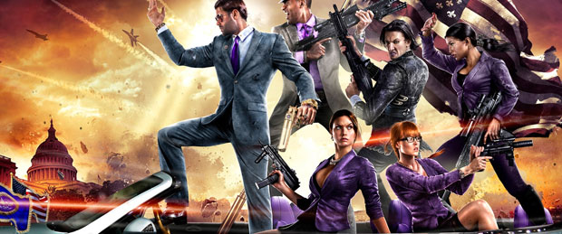 Saints Row 4 DLC Packs