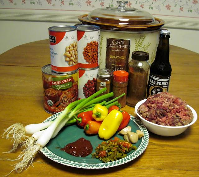Crock Pot 5-Alarm Chili