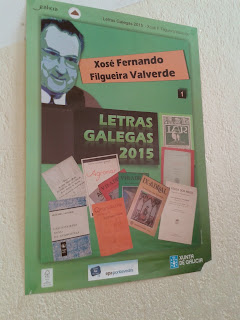 Galería de Imaxes Letras Galegas 2015 no IES Río Cabe
