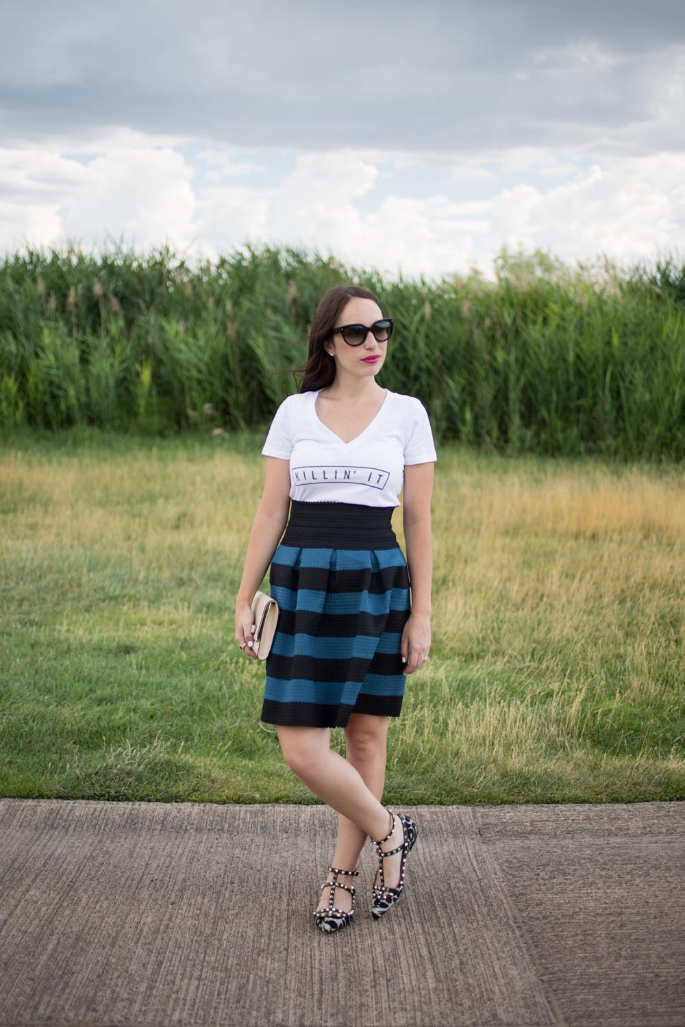 Anthropologie Blog OOTD