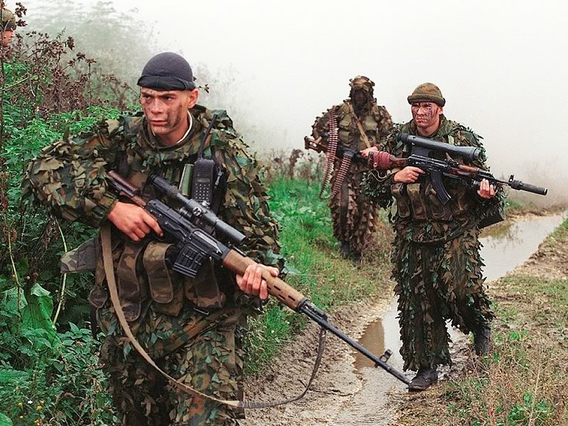 New Sniper Rifles For Russian Army Armchair General And