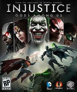 Ver Injustice Gods Among Us Online Gratis Pelicula Completa
