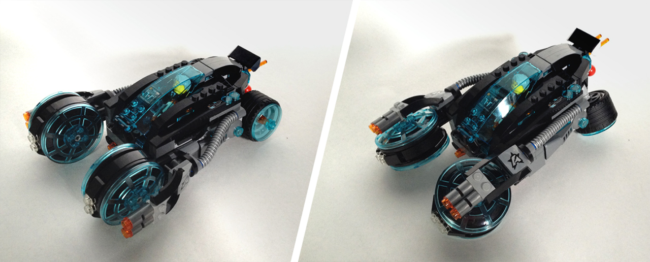 Surfin' UA   New Elementary, a LEGO® blog of parts