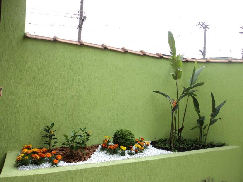 Todo dia é dia de jardinar Jardins em pequenos espaços