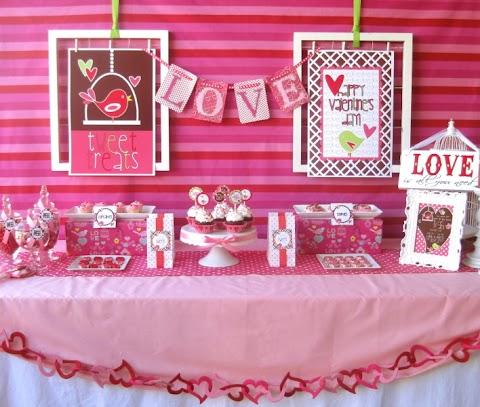 Valentines Day: Decô Fofa...