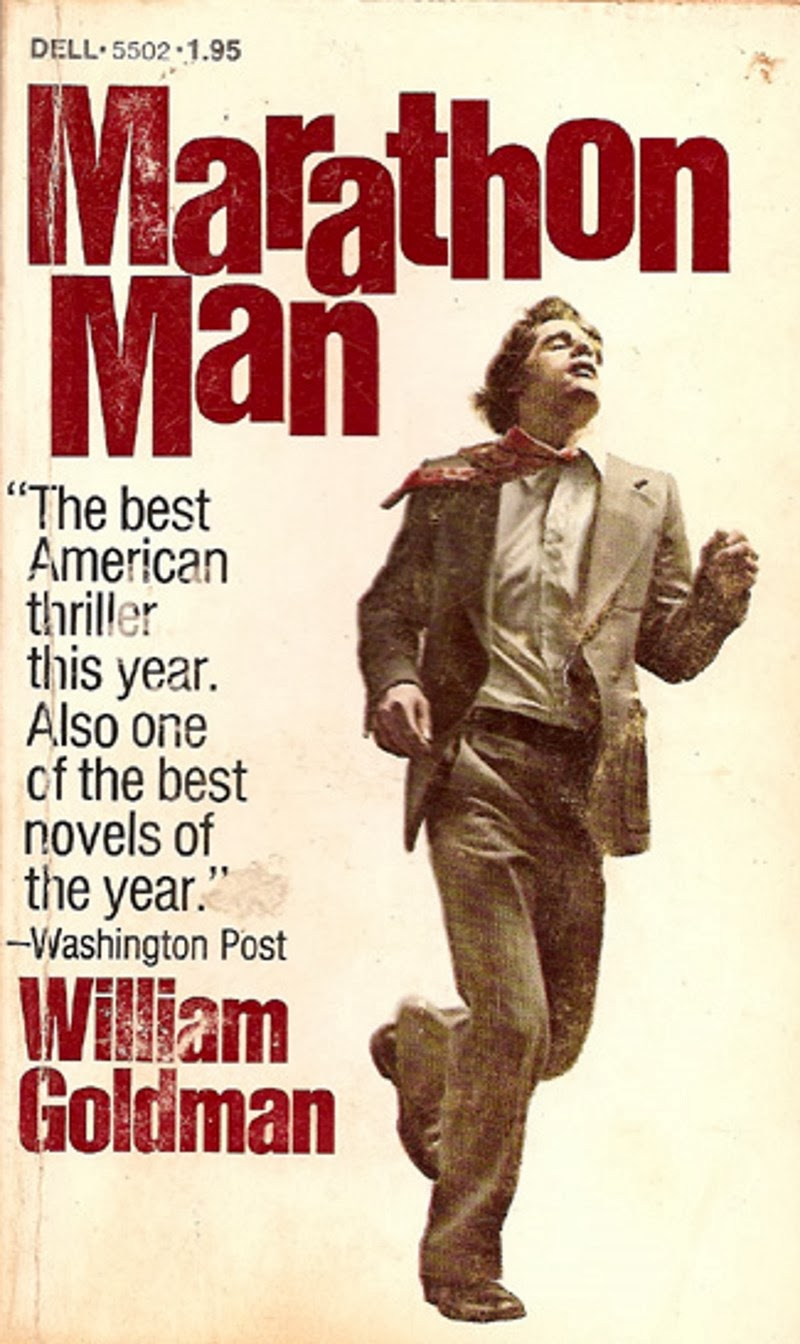 The rap sheet the book you have to read marathon man by william marathon man by william goldman thecheapjerseys Images