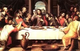 Yesus Menetapkan Ekaristi