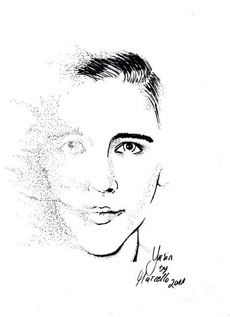 Sketch: Yasin
