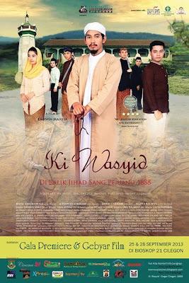 Info Resmi Gala Premiere & Gebyar Film Ki Wasyid ! Ayo Saksikan...