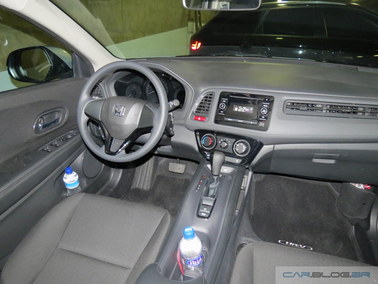 Honda HR-V LX CVT - painel
