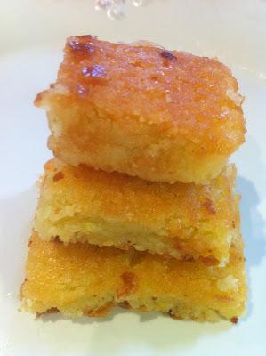 Gateau Breton (Brittany Butter Cake)