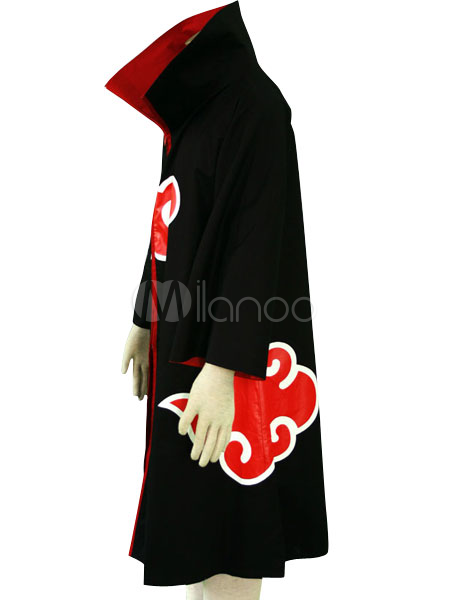 China Wholesale Cosplay Costume - Naruto Akatsuki Cosplay Costume