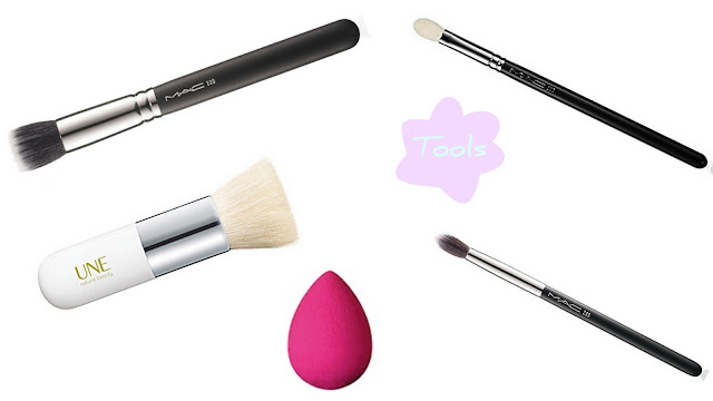 migliori prodotti beauty make up 2012 pennelli spugnette accessori mac cosmetics une la roche posay