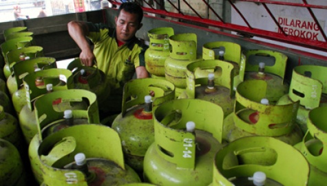 Agen Gas Elpiji 3 Kg