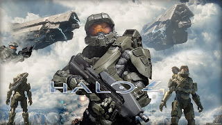 Halo 4 High Resolution Wallpapers