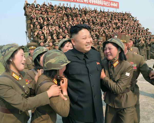 صور محظورة في كوريا الشمالية.