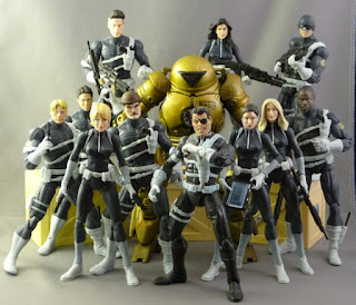 ... grand scope of the marvel universe through the eyes of the agents of s