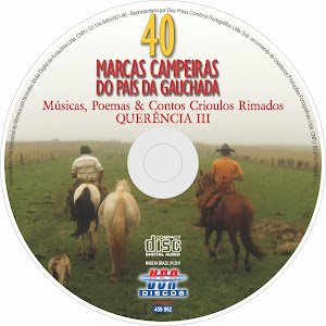 Músicas, Poemas & Contos Crioulos Rimados/ QUERÊNCIA III