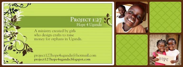 Project 1:27-Hope 4 Uganda