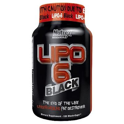 Lipo 6 Black - Como usar, Efeitos colaterais, Relatos