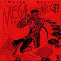 World Class Wreckin' Cru - World Class Mega Mix 89 (Vinyl, 12''1989)(Kru-Cut Records)