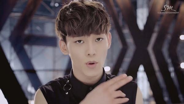EXO Growl Chen